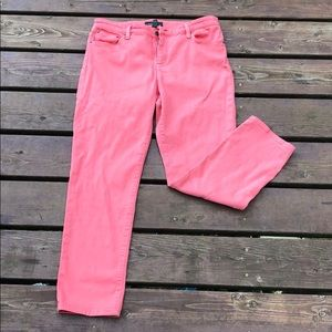 Ralph Lauren Pino skinny jeans!